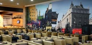 Бизнес зал Бритишей в Домодедово отзыв