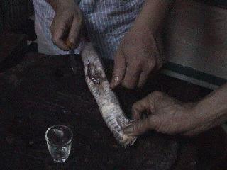 Ужин с коброй