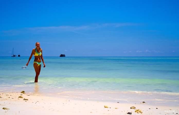 Ко Липе фото пляжей   Koh Lipe photo