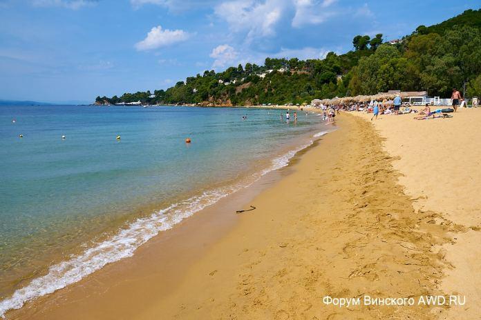 Скиатос пляжи которые понравились