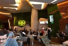 Бизнес-зал Mastercard в Шереметьево