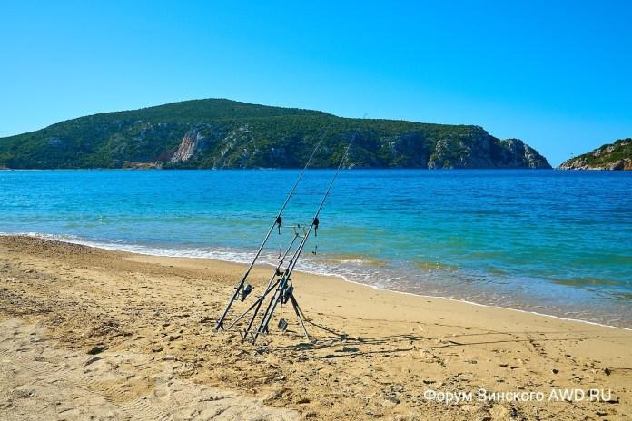 Пляж Порто Куфо Ситония отзывы