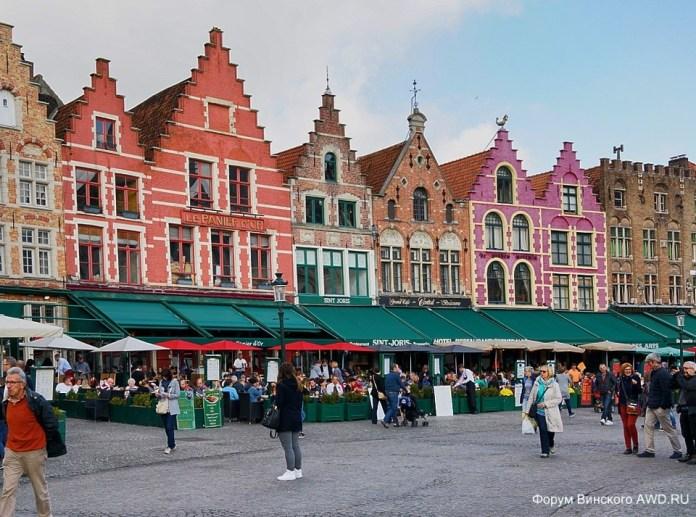 Бельгия Брюгге отзывы