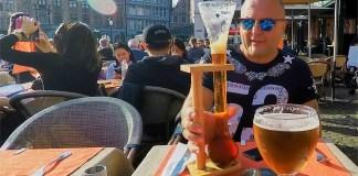 Поездка на выходных в Европу