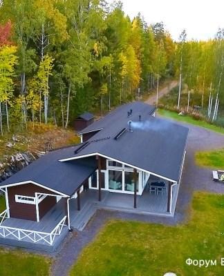 Аренда коттеджа в Финляндии