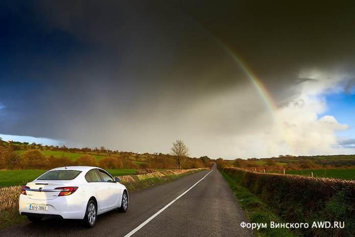 Аренда автомобиля в Дублине