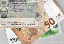 Справка из банка для получения Шенгенской визы
