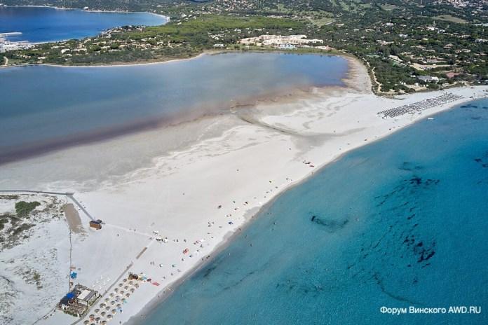 пляж Ноттери (Notteri beach)