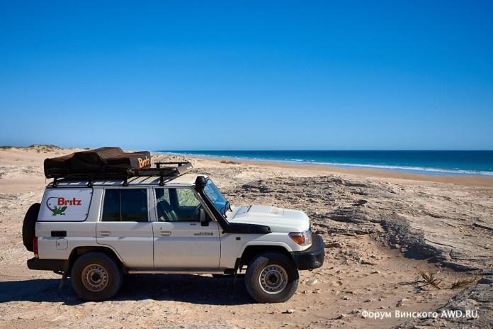 Кемпер Safari Landcruiser 4WD отзывы