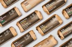 Крутая упаковка сендвичей, которые продаются в шведской сети пресс-киосков Pressbyrån.