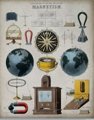 Научные гравюры Джона Филипса Эмсли, вторая половина 19-го века
