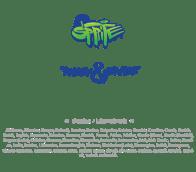 Спрайт — бесплатный кириллический граффити-шрифт