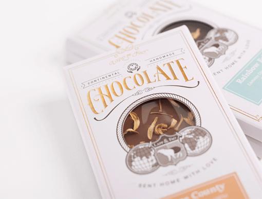Шоколад Lapp & Fao