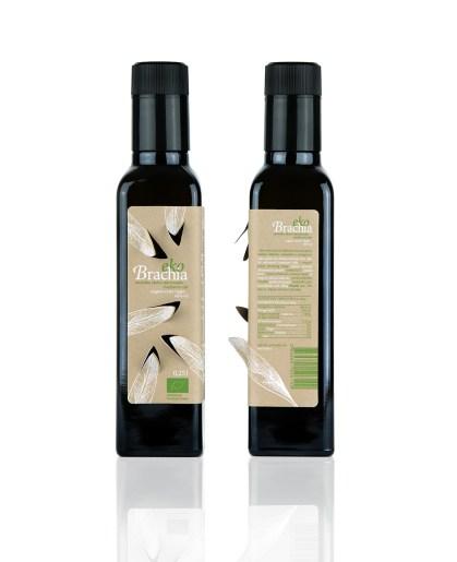 Оливковое масло ekoBrachia