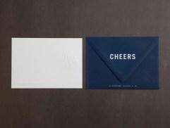 Фирменный стиль и полиграфия частного клуба Бэтери