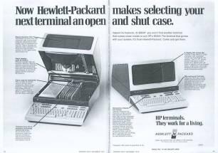 Музей печатной рекламы Хьюлет-Пакарда