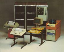 Коллекция фото и рекламы старых компьютеров и техники