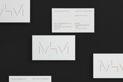 01_MHM_Architects_Business_Cards_26_Lettres_on_BPO