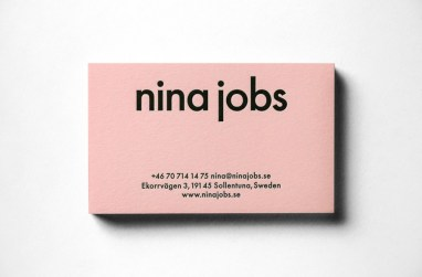04_Nina_Jobs_Logotype_Business_Card_by_BVD_on_BPO