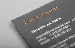 08-DNA-Development-Branding-Business-Cards-White-Copper-Block-Foil-Face-BPO