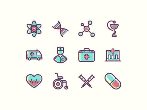 5 бесплатных тематических комплектов иконок