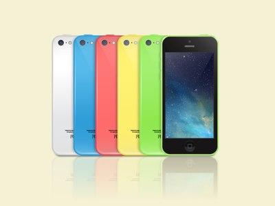 Дизайн-халява: мокапы новых айфонов