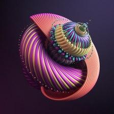 Работы дизайнера и иллюстратора Рика Оостенброика из Голландии