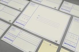 Собственный фирменный стиль дизайн-студии Пилигрим