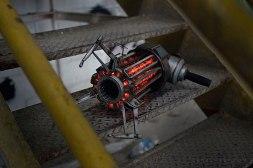 Реалистичная визуализация грави-пушки из Half Life 2.