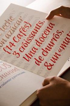 Презентация шрифта Абелина