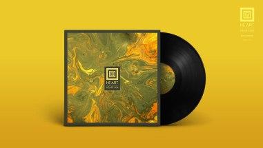 Обложки пластинок музыкального лейбла HE·ART