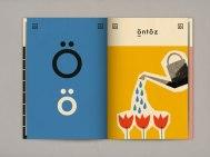 Дневник-букварь для маленькой девочки