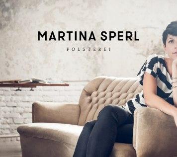 Фирменный стиль Мартины Сперл