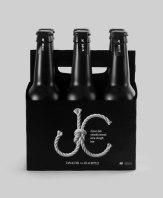 Название, лого и упаковка для ограниченной серии пива.