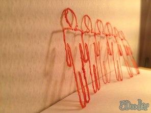 3Doodler — ручной трехмерный принтер.