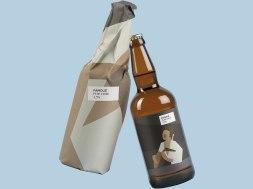 Упаковка марки яблочного сидра «Фэймос» (Famous Cider)