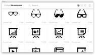 Iconmonstr — больше 2700 бесплатных иконок для веба