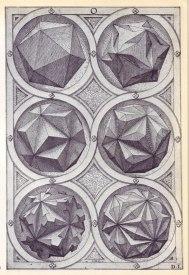 Графика немецкого ювелира 16 века Венцеля Ямницера