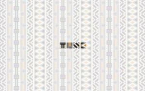 Лого-паттерн и фирменный стиль Tusk Conservation Awards