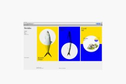 Фирстиль и упаковка шведского бренда морепродуктов Swish