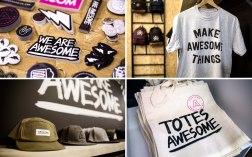 Фирменный стиль Awesome Merchandise