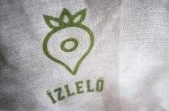 Логотип и стиль венгерского проекта Ízlelő