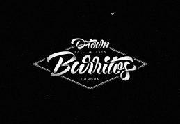 Анимированные леттеринг-логотипы соавторства харьковчанина Ярослава Кононова и парижанина Вивьена Бертина
