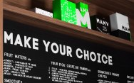 Фирменный стиль ресторана Мамва