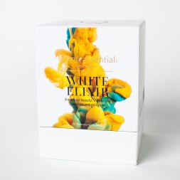 Упаковка серии чая Quinteassential