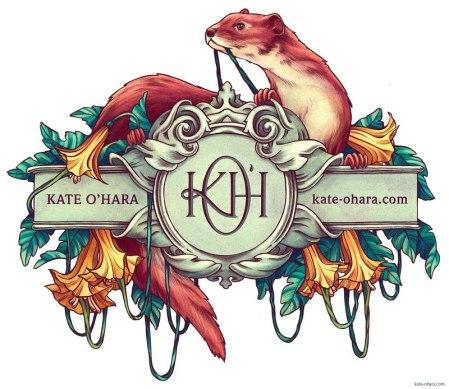 Иллюстрации и леттеринг Кейт О'Хара из Невады