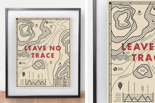 Классные плакаты делает американец Трэвис Лаудэ.