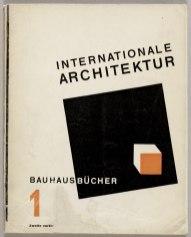 9 книг школы Баухауз 1920–30-х годов