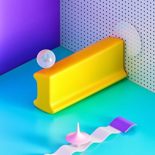 Серия работ польского дизайнера Себастьяна Дередаса для проекта «36 Days of Type»