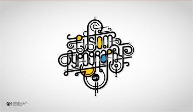 Логотипы и леттеринг перуанца Орландо Эквиджи Абарка